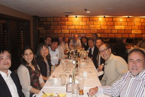 Catalytic Concepts for Energy Symposium dinner